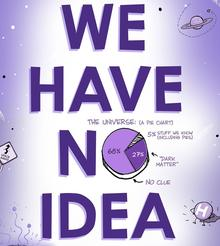 We have no idea book cover