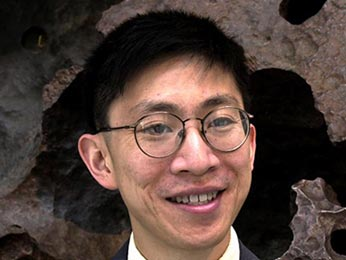 Headshot of Charles Liu