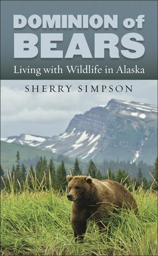 Simpson traveled into the field with bear biologists while writing her latest book. © University Press of Kansas
