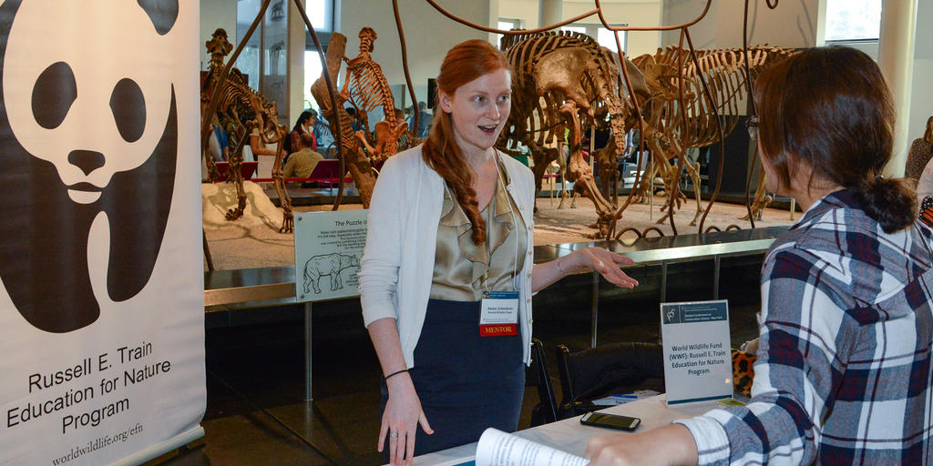 SCCS-NY 2018 Resource and Career Fair   AMNH
