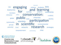 Engaging and Learning for Conservation: Workshop on Public Participation in Scientific Research