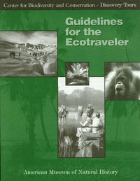 Guidelines for the Ecotraveler