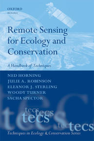 Remote Sensing for Ecology and Conservation: A Handbook for Techniques