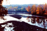 Naugatuck River, Derby, CT