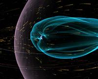Earth's Magnetosphere (Production Still)