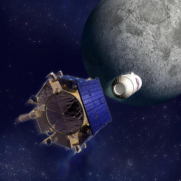 LCROSS Lunar Mission