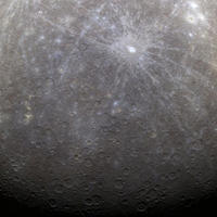 Mercury taken by Messenger