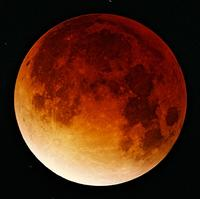Moon in Lunar Eclipse