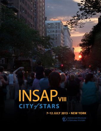 INSAP Program Cover