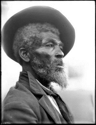 AMNH Image 47953, House servant, South Carolina, 1905