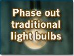 Phase-out-traditional-light-bulbs