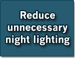 Reduce-unnecessary-night-lighting