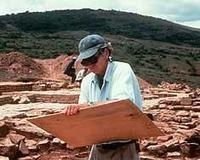 Dr. Charles S. Spencer, Curator of Mexican and Central American Archaeology