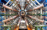 Asimov Debate-Hadron Collider Image