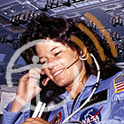 Sally Ride Thumb