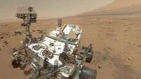 Curiosity: Searching for Carbon