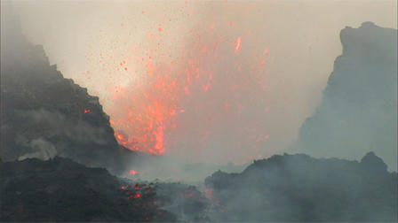 Monitoring Mount Etna: Magma on the Move