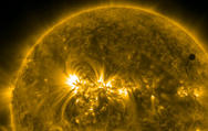 Science Bulletins: The Transit of Venus