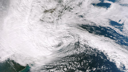 Weather and Climate Events—Tropical Cyclone Sandy