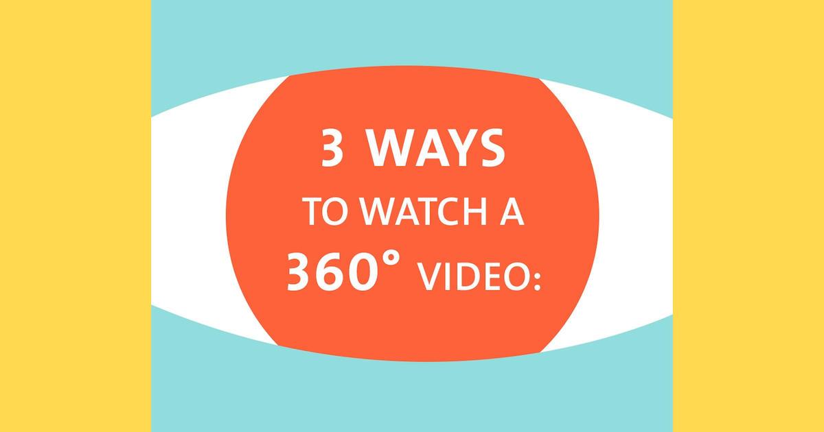 Three Ways To Watch 360 Video | AMNH