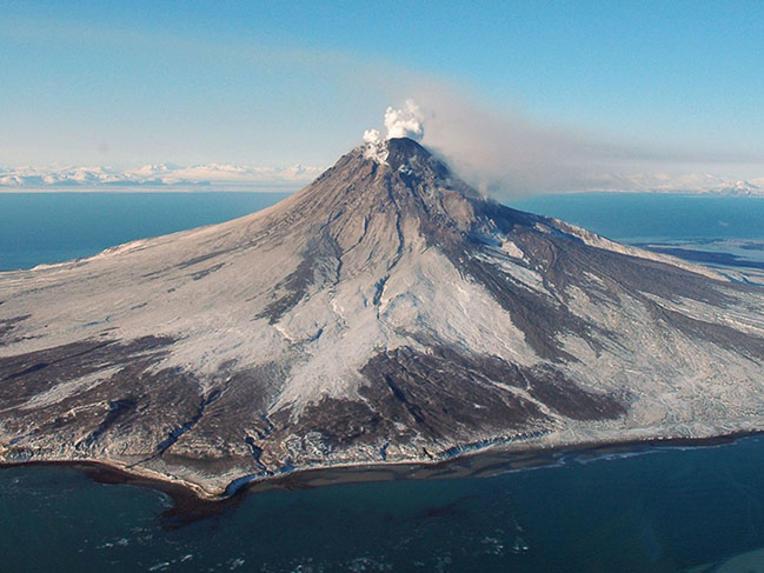Space Volcanoes In 360