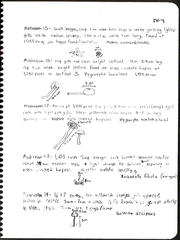Field Notes Page 4