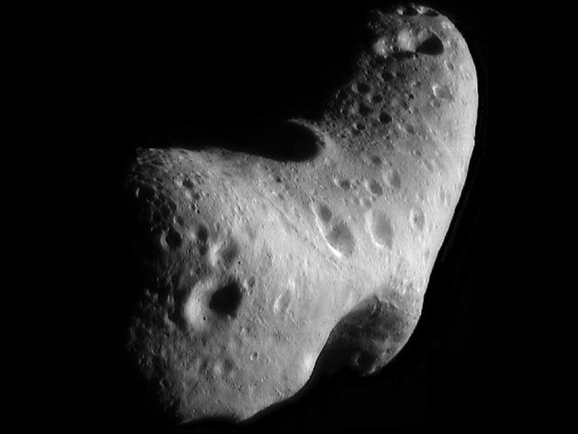 Near-Earth asteroid NASA