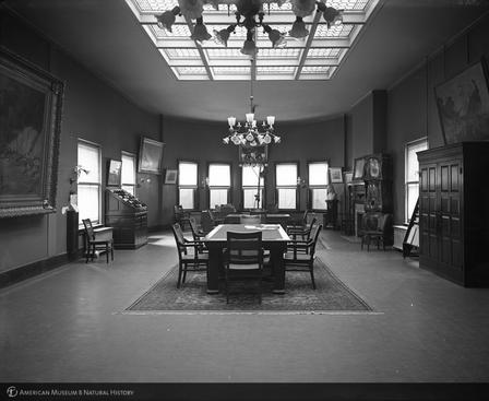 Reading Room, Library, 1900