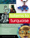 "Cover of guide to ""Totems to Turquoise,"" exhibit on Native North American Jewelry"